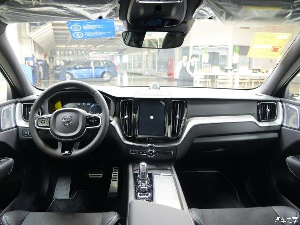 沃尔沃亚太 沃尔沃XC60 2018款 基本型