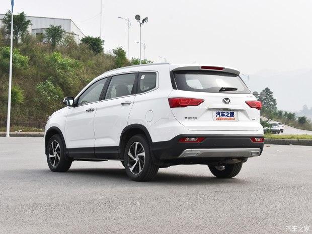 北汽银翔 北汽幻速S7 2017款 1.5T 自动尊享型