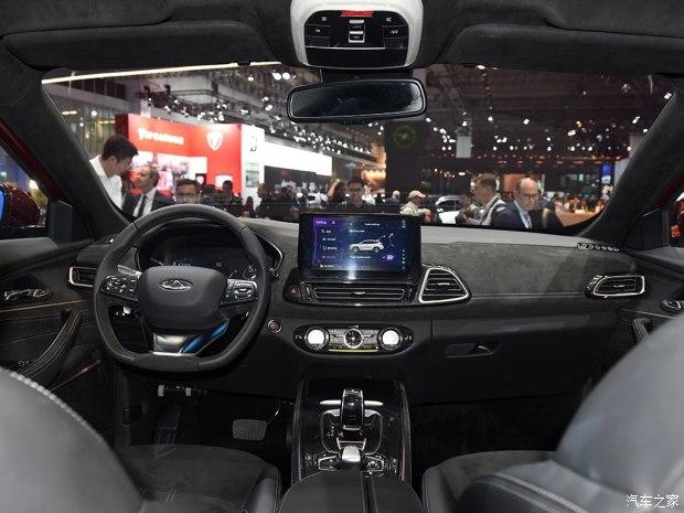 奇瑞汽车 奇瑞EXEED TX 2017款 基本型