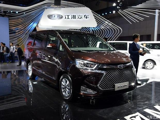 江淮汽车 瑞风M6 2018款 高配型