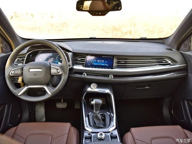 长城汽车 哈弗H6 2018款 换代 蓝标 1.5T 自动基本型