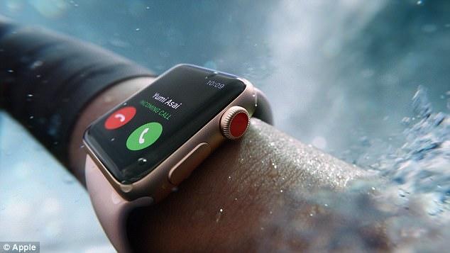 Apple Watch LTE蜂窝网络功能救下风筝冲浪玩家