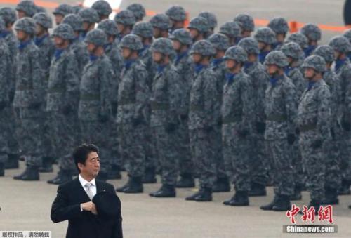 用于夺岛及反导_日本采购美制防卫装备预算大增
