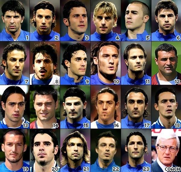 再见青春!再见意大利06冠军一代!仅剩5人未退役