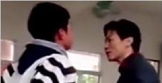 学生辱骂老师还持凳围殴
