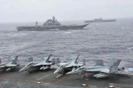 刘锋:中美南海博弈不会平息 美国不会轻易撤离