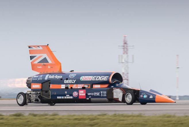 最快火箭亿万先生在英测试 时速将可达1600公里