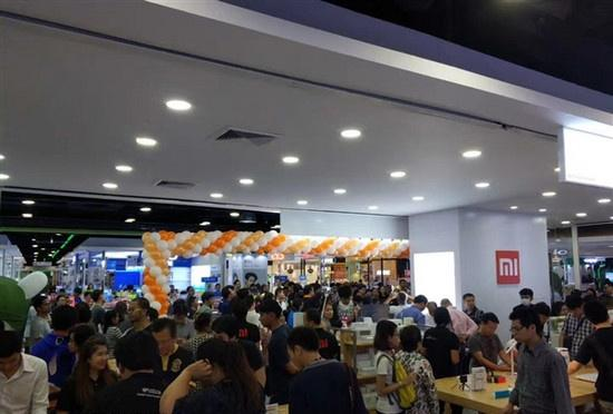 小米高管:泰国市场对我们意义重大