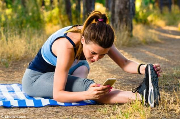 总是忘记密码?汗液五年内将可解锁智能手机