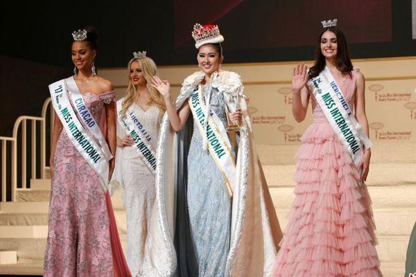 2017国际小姐大赛结果出炉 21岁印尼大学生夺冠军