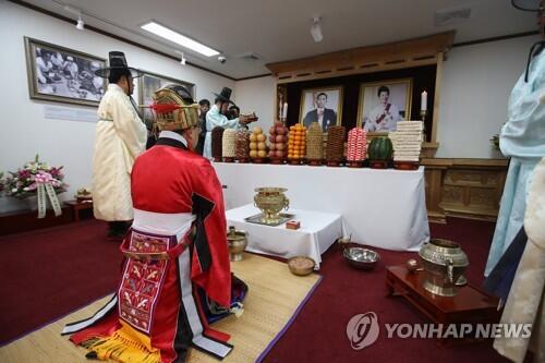 韩国庆北举行朴正熙诞辰100周年纪念活动