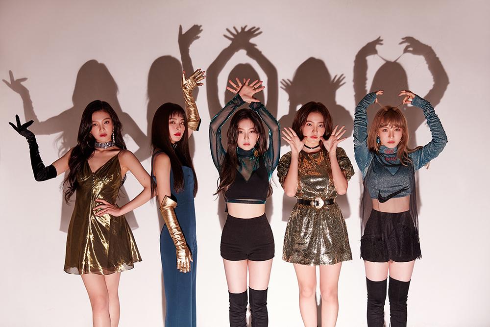 """""""2017特级女团""""Red Velvet《Peek-A-Boo》欢快舞蹈出击准备"""
