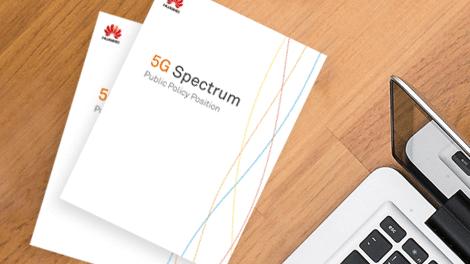 华为发布5G频谱立场白皮书 呼吁加强全球频谱协同