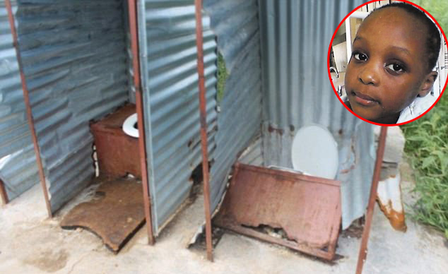 南非5岁儿童掉入学校厕所不幸溺亡引起民愤