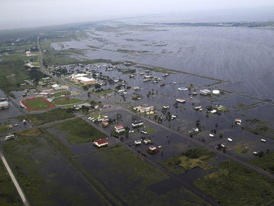 报告称气候变暖致得州灾难性气候发生概率上升