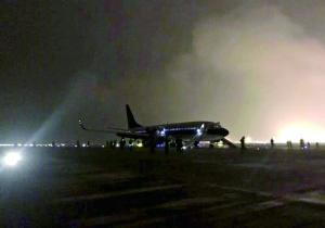乘客回忆南航航班备降:当时飞机上空气差点凝固了