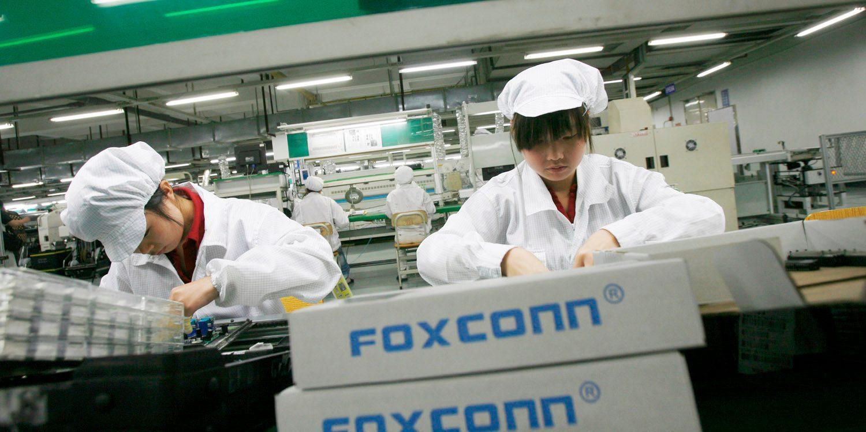 9月iPhoneX产能上不去 富士康创十年最大利润下降