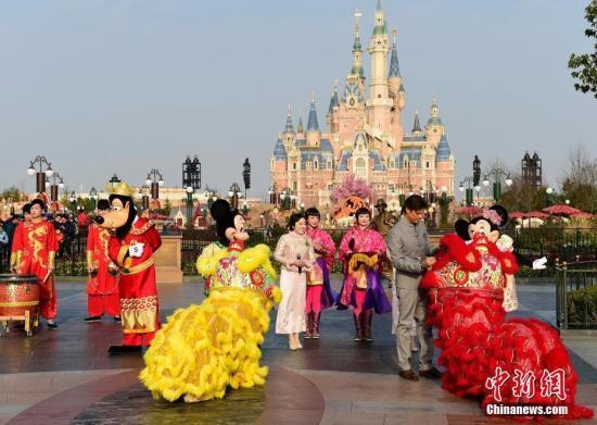 中国将成全球最大主题公园市场 本土公园同质化严重