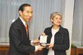 国际文化传播中心与联合国教科文组织全面合作