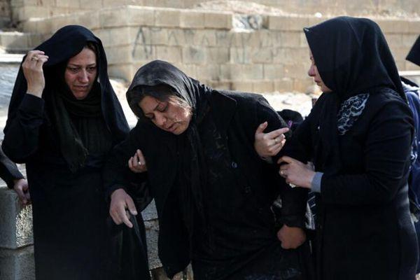两伊边境地震已致539人死亡 遇难者家属悲痛欲绝
