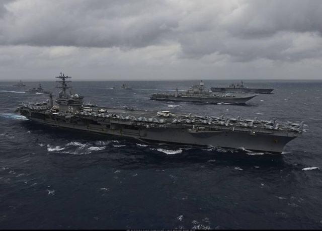 休·怀特:为什么美国在亚洲不是中国的对手?