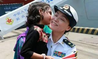 和平方舟访孟加拉重逢当年婴儿