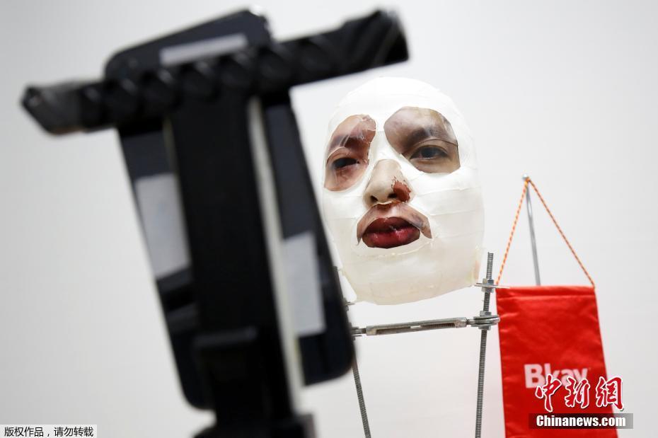 """越南一公司研发""""假脸""""解锁iPhone X 造价150美元"""