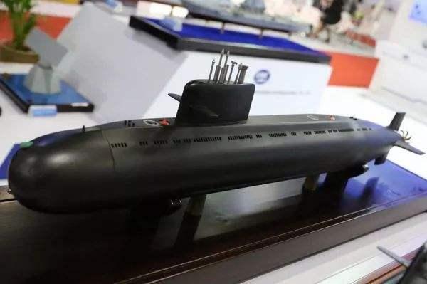 外媒:中国打造出口版小型潜艇 多国很感兴趣