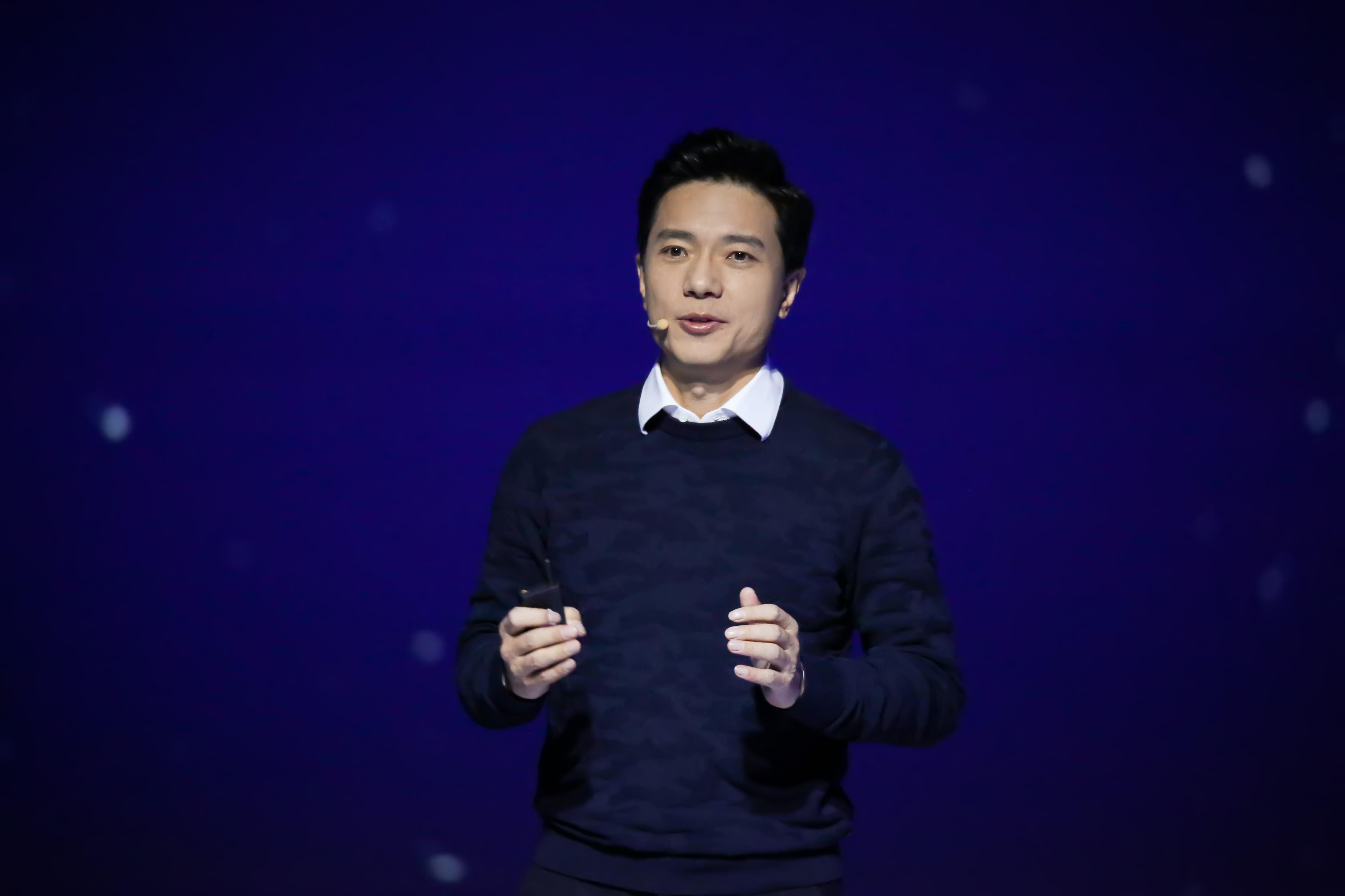 李彦宏:过去百度更懂中文 今天百度更懂你