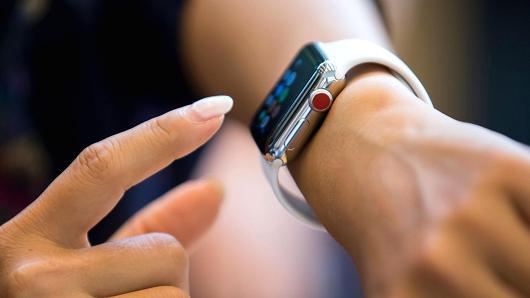 精准追踪!Apple Watch将与健身房设备相连