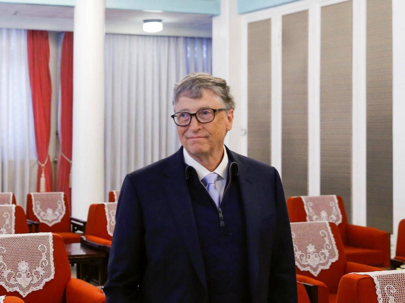 比尔•盖茨拟构建新型智慧城市:主打尖端技术