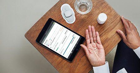 美国首次批准数字药丸:可助患者追踪药物摄入