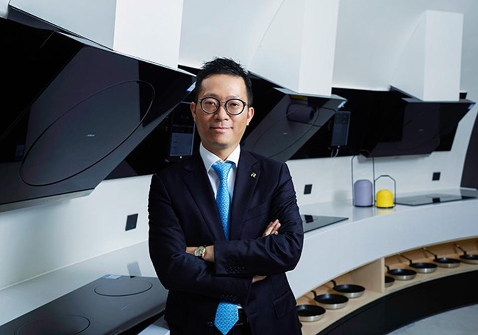 《福布斯》:看中国老板电器如何实现交接班