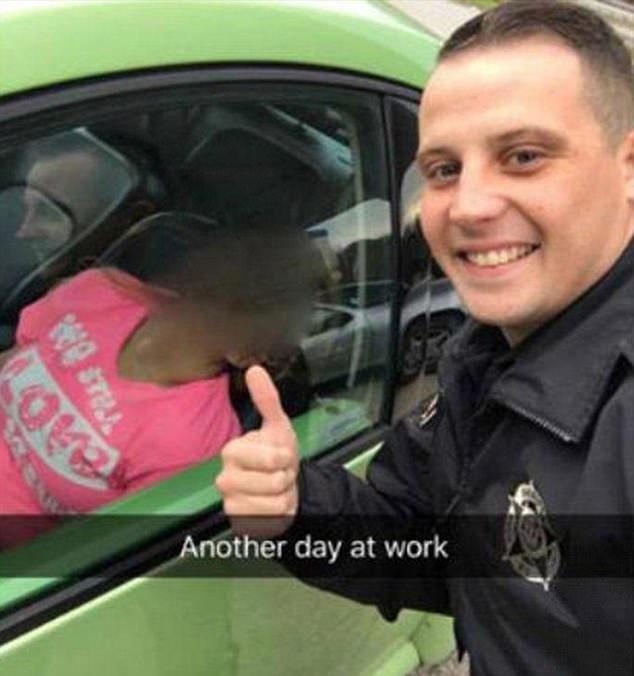 美副警长与昏迷女子自拍合照遭调查被迫辞职