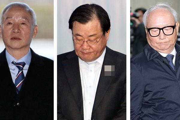 朴槿惠被指从情报院拿40亿韩元 3名官员被查