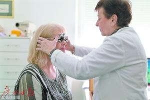 这六种常见眼病是老人视力杀手