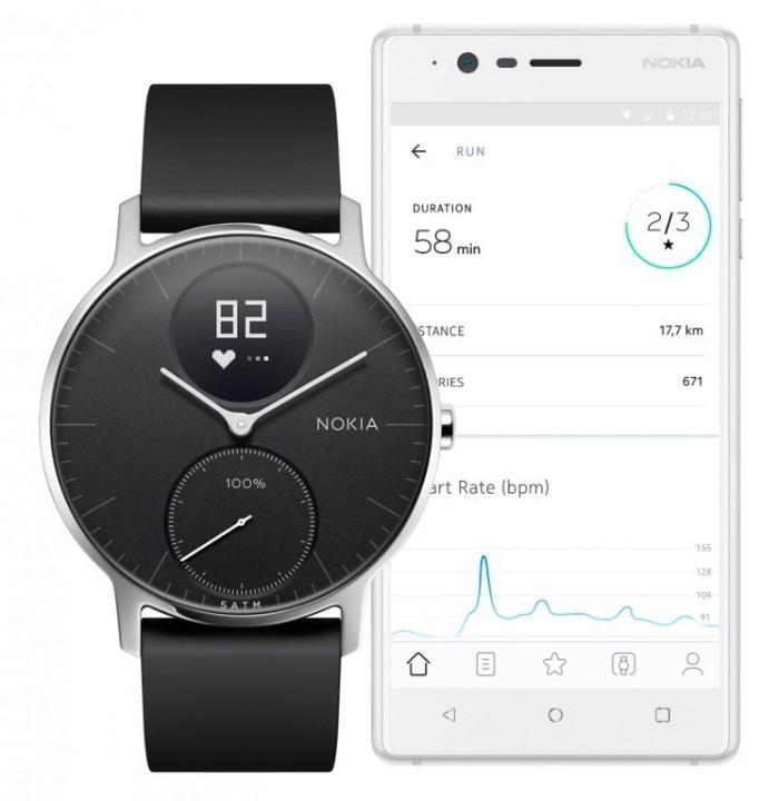 拖了一年多Nokia智能手表Steel HR终于开始预购