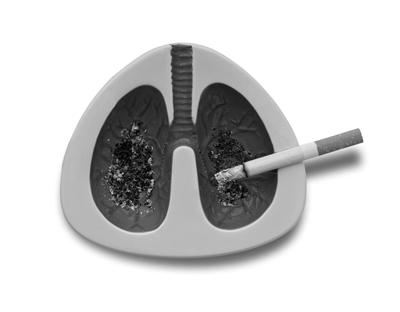 """阻止慢阻肺恶化 戒烟是最好""""特效药"""""""