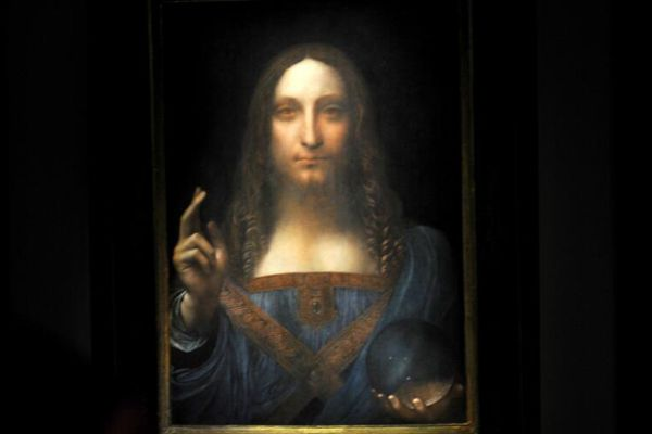 迄今最贵艺术品!达·芬奇真迹拍出4.5亿美元