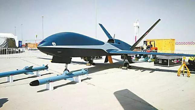 中国云影无人机首次走出国门 技术水平国际领先