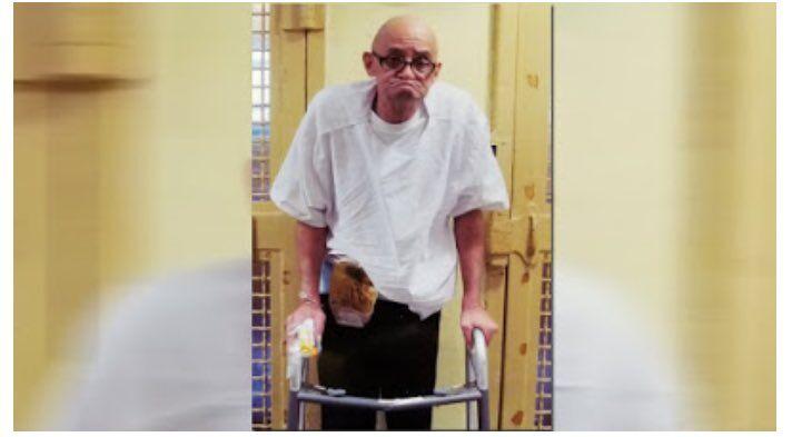 """他哭了!美国69岁囚犯""""躲过""""一次死刑 因狱警没找到血管"""
