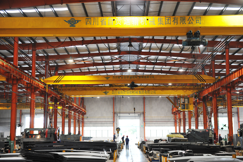 自贡:传统工业产业升级需坚持科技创新驱动