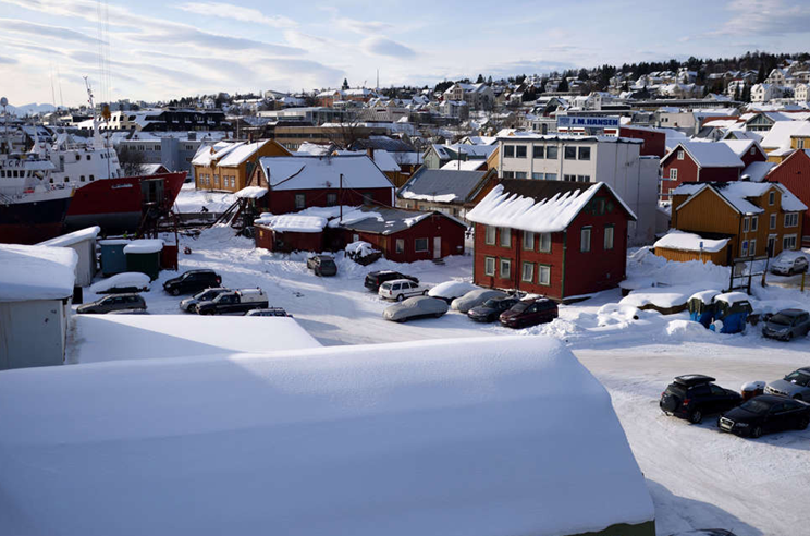 挪威特罗姆瑟绝美风光