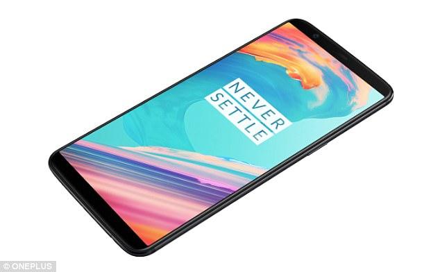 一加5T配全面屏+面部识别 价格只有iPhone X一半