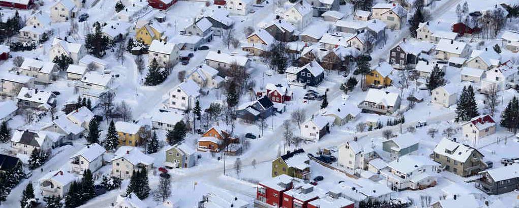 极地城市之旅