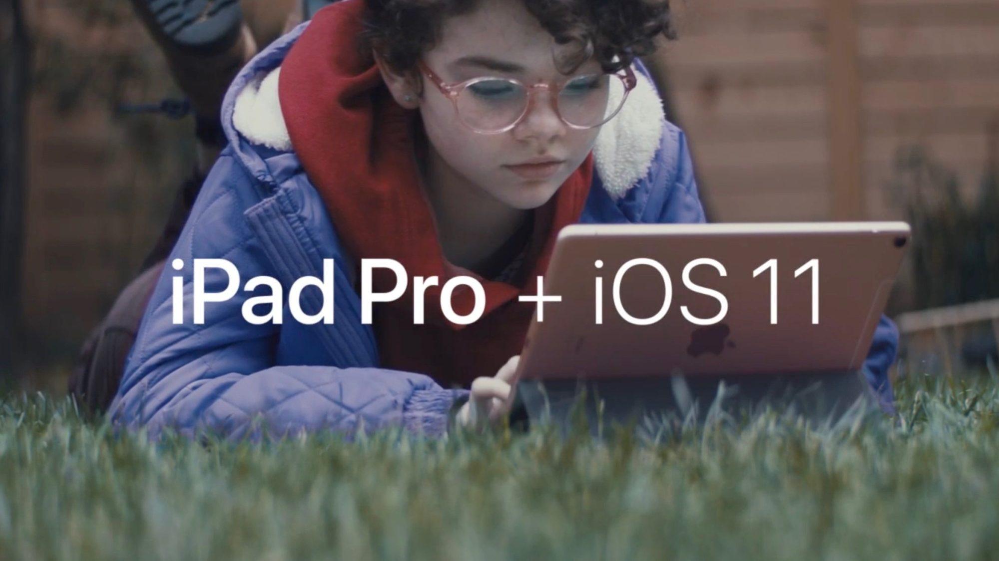 苹果新广告称iPad Pro可代替个人电脑