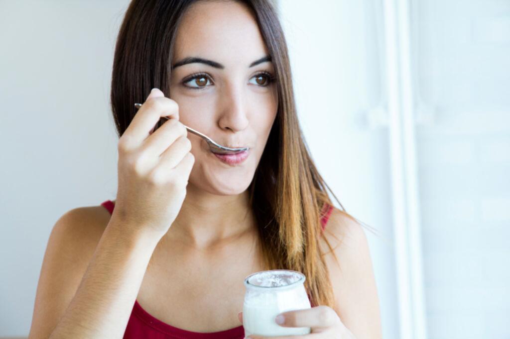 小酸奶也有大用处 可帮助女性减少患高血压风险
