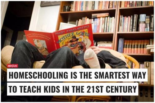 英国华人夫妇让孩子在家上学 该教育方式或正流行