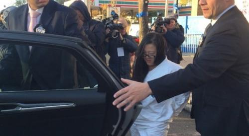 纽约楼宇火灾案开庭 华裔女子拒认谋杀纵火罪