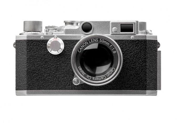 佳能推经典复古旁轴相机造型USB闪存盘